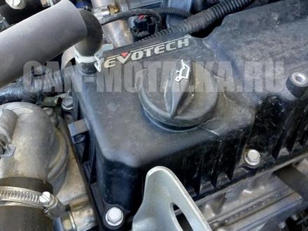 На новые газели устанавливается двигатель Evotech