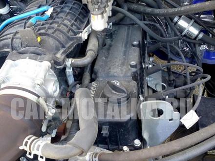 двигатель с которым совмешена подмотка